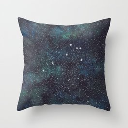 The Southern Cross Throw Pillow