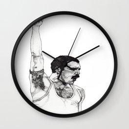 We Will Rock You Wall Clock