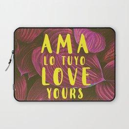 AMA/LOVE 001 Laptop Sleeve