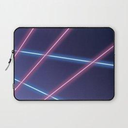 Laser Class Photo Backdrop Laptop Sleeve