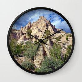 Kasha-Katuwe Wall Clock