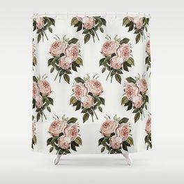 Three English Roses Shower Curtain