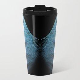 Blue wings Travel Mug