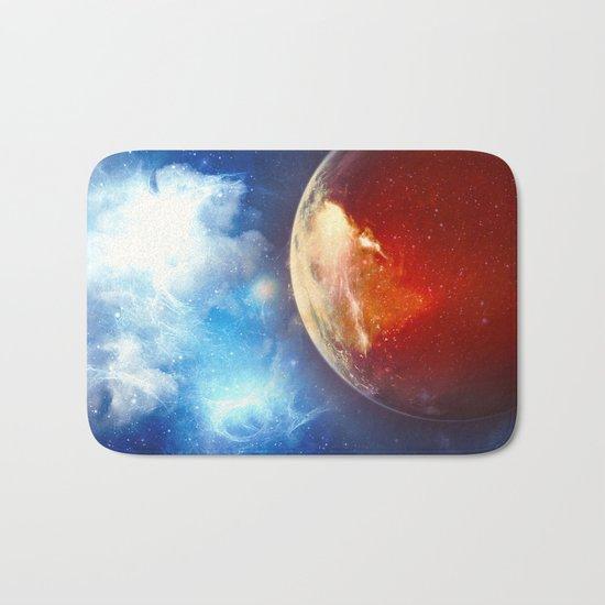Sunsets on Mars are Blue Bath Mat