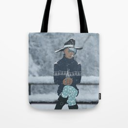 Sea Witch - A Season's Greeting Tote Bag