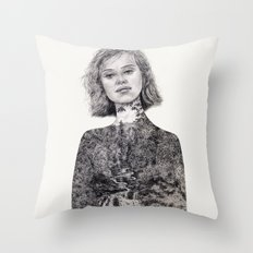 If I Lose Myself, I Lose It All Throw Pillow