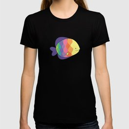 Rainbow Fishes T-shirt