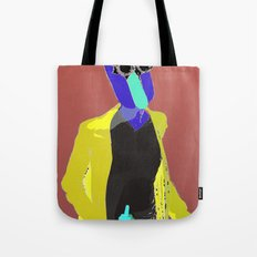 Hot Hipster Tote Bag