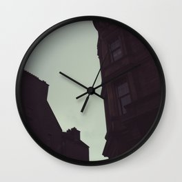 edinburgh Wall Clock