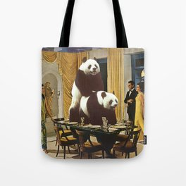The Problem with Pandas Tote Bag