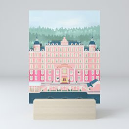 Budapest  Mini Art Print
