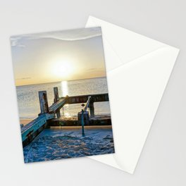 Lonely Dock Stationery Cards