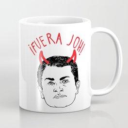 Es Pa' Fuera Que Vas Coffee Mug
