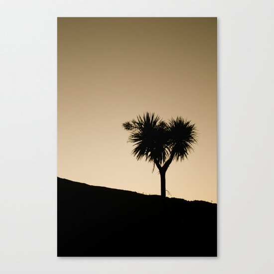 I can smell the sea Canvas Print
