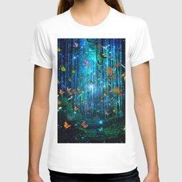 Magical Path Butterflies T-shirt