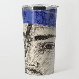 Proud Tuareg  Travel Mug
