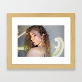 Nicole Hershdog No. 1 Framed Art Print