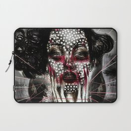 Black Siren Laptop Sleeve