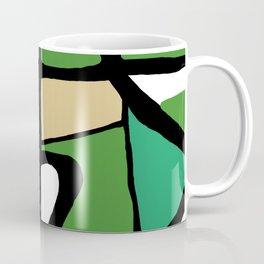 Abstract Painting Design - 8 Coffee Mug