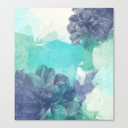ORL-5072 Ingredients Blue to harmony Canvas Print