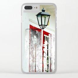 Para Ti 6 Clear iPhone Case