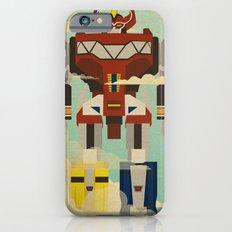 The Mega of the Zords iPhone 6 Slim Case