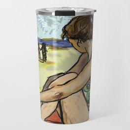 Dolly Dreaming (Saw Sea Series) Travel Mug