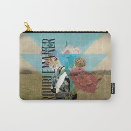 Unshackled, Troublemaker by Lendi Hader Carry-All Pouch
