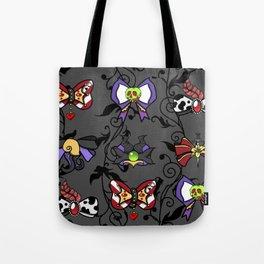 Villains Bows Tote Bag