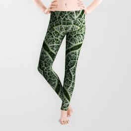 VeggieMandala Cabbage 9 Leggings