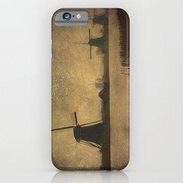 Kinderdijk iPhone Case
