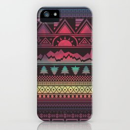 Autunno   Tribal iPhone Case