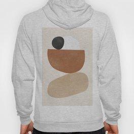 Minimal Abstract Art 41 Hoody