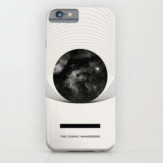 THE COSMIC WANDERERS iPhone & iPod Case