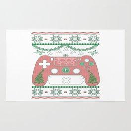 Gaming Christmas Rug