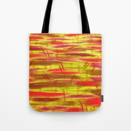 Late Summer Field Tote Bag