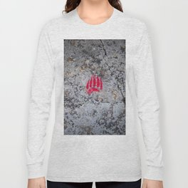 Pictograph Long Sleeve T-shirt