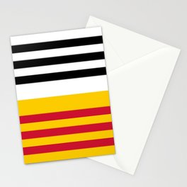Flag of Loon op Zand Stationery Cards