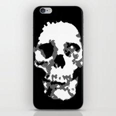 Skull 1 iPhone & iPod Skin