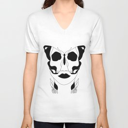Deadly Flutter Unisex V-Neck