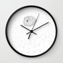 The Animals - weird, unpolished and ugly as we are #4 Wall Clock
