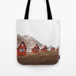 Hatcher Pass Tote Bag