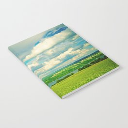 Seneca Lake Wine Road Notebook