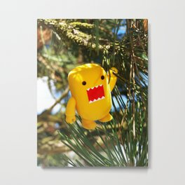 King Kong Domo Metal Print