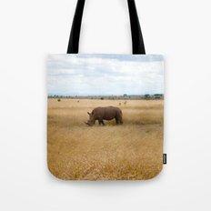 Rhino. Tote Bag