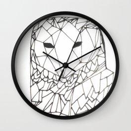 owliee3 Wall Clock