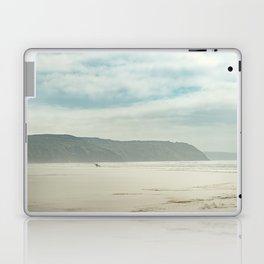 Long Board Surfer Laptop & iPad Skin
