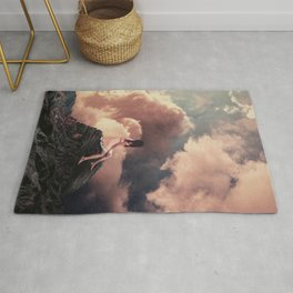 You came from the Clouds Rug