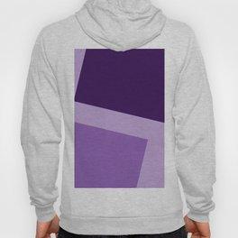 Two ways (Purple series) Hoody