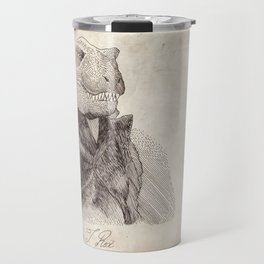 John T. Rex Travel Mug